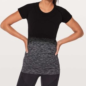 Lululemon Swiftly Tech Short Sleeve Crew *Ombre